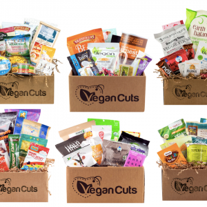 Want the latest and greatest #vegan snacks? Sign up for a monthly subscription to Vegan Cuts Snack Box to get tasty vegan treats delivered to your door. For more vegan products to check out, visit www.vegansbaby.com