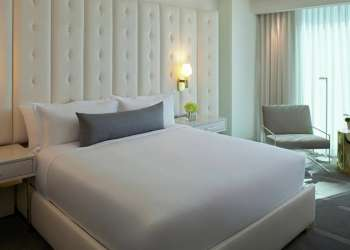 Looking for a hotel room in Las Vegas? Check out Delano the South Strip. For more hotel information in Las Vegas, visit www.vegansbaby.com