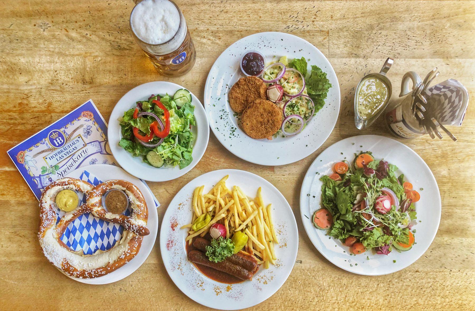 Hofbrauhaus Las Vegas | Vegan German Food | Vegans, Baby